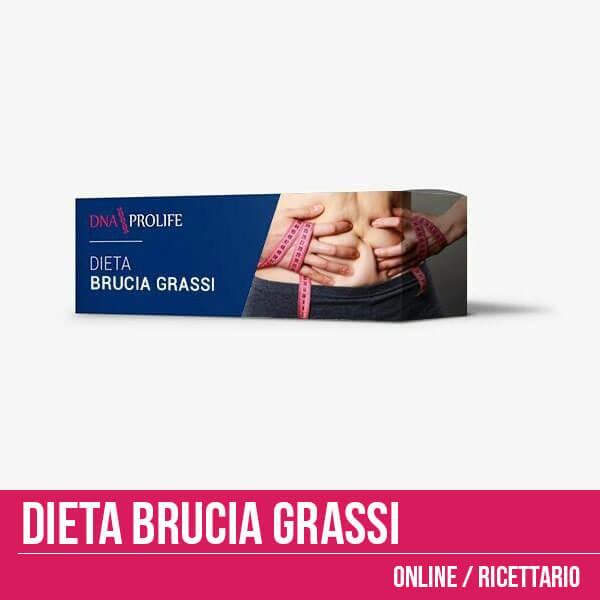 Dieta Brucia Grassi Online con ricettario!