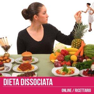 La dieta dissociata per escludere alcuni alimenti dalle nostre abitudini alimentari!