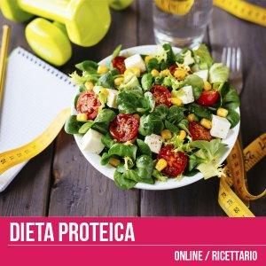 La dieta proteica per mantenere la massa muscolare