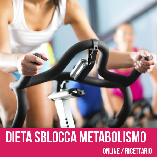 La dieta sblocca metabolismo per riattivare il metabolismo e perdere peso in poco tempo!