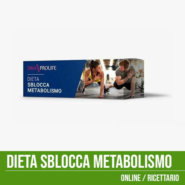 Dieta Sblocca Metabolismo